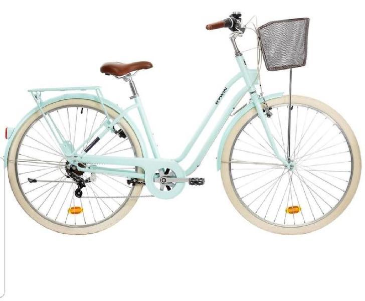 Bicicleta holandesa vintage