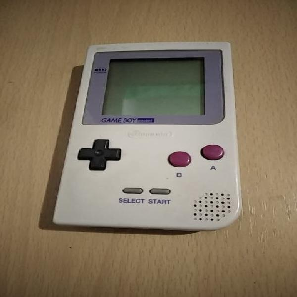 Gameboy pocket clasica