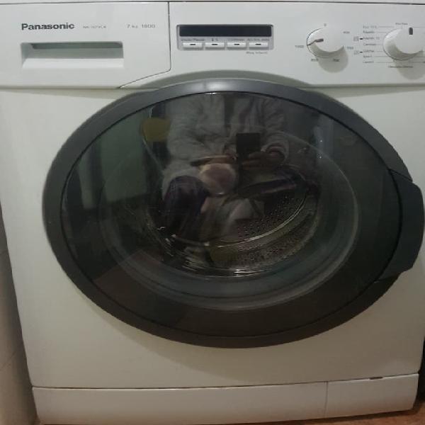Lavadora panasonic y secadora candy