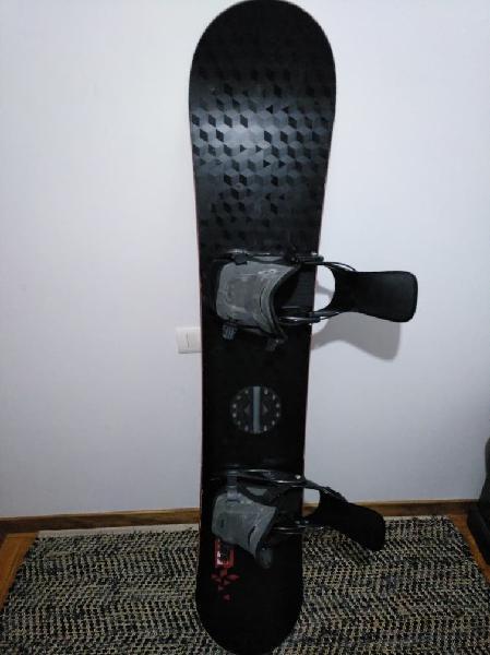 Tabla snow elan (con accesorios de regalo)