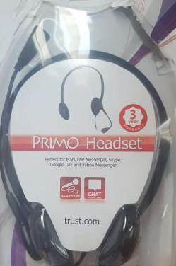 Auriculares con micrófono incorporado