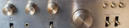 Amplificador y sintonizador kenwood kt-3300