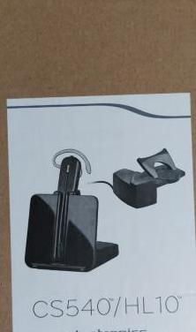Auriculares inalámbricos cs540/hl10