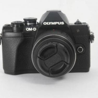 Cámara olympus e-m10 mark iii + 14-42mm ii de ...