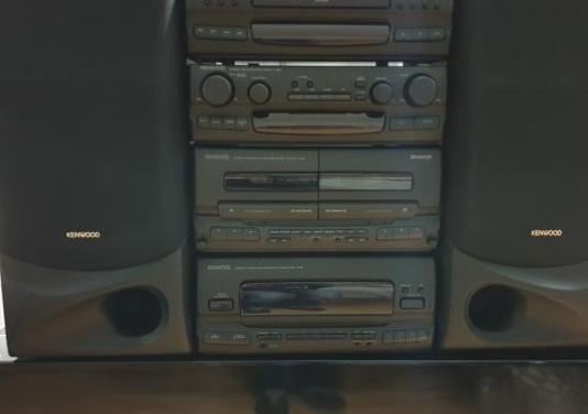 Cadena música kenwood ud 501