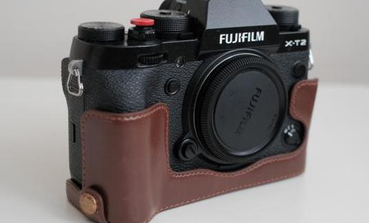 Cámara fujifilm x-t2 baterias extras