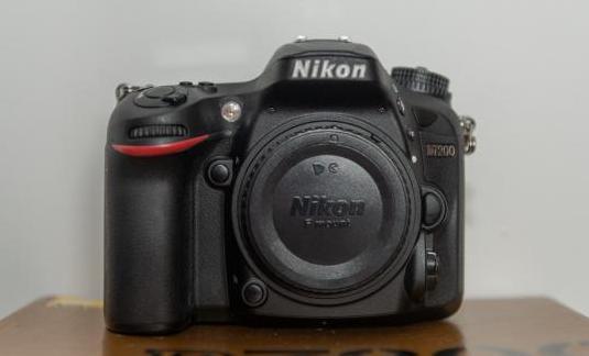 Cuerpo nikon d7200