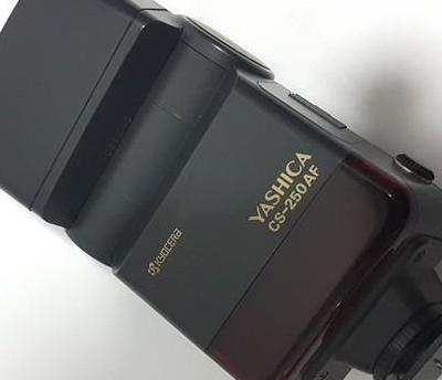 Flash yashica cs-250 af