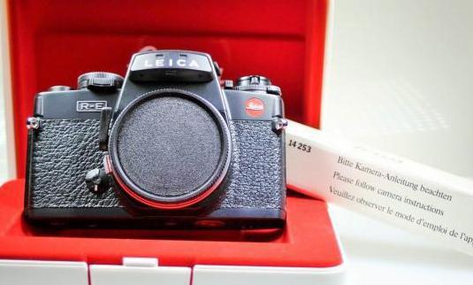 Leica r-e. fabricadas 6100 unidades!!!