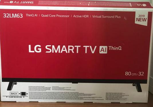 Lg smart tv 32'