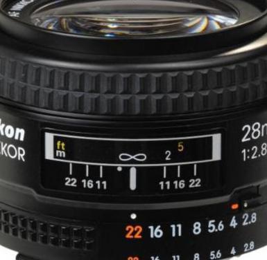 Nikkor af 24 mm f2.8 ed fx nikon