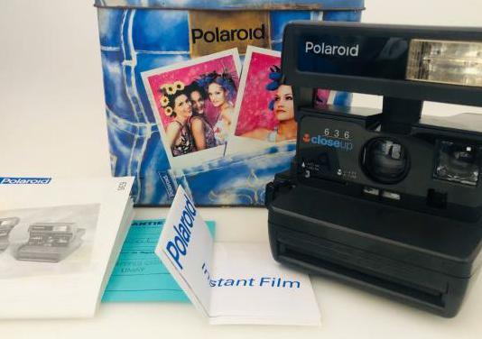 Polaroid coffret collector