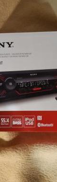 Radio mp3 sony a estrenar