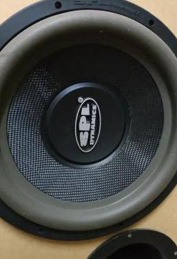 Subwoofer spl dynamics etapa kicker 750.1