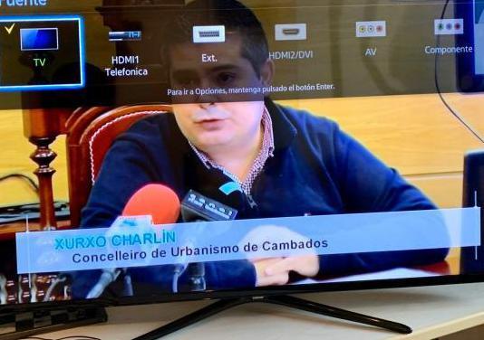 Smart tv led samsung 58 pulgadas