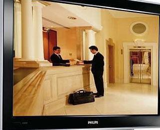 Televisión (tv) philips flat 32'' hd