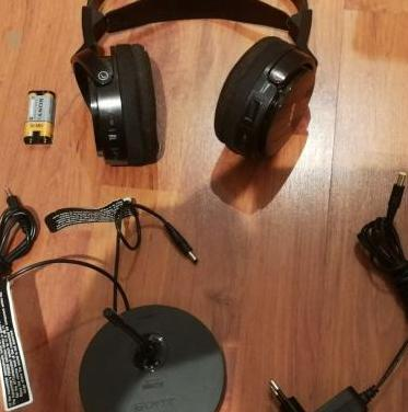 Auriculares estéreo inalambricos sony