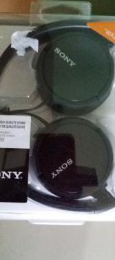 Auriculares sony mdr-zx110 negros