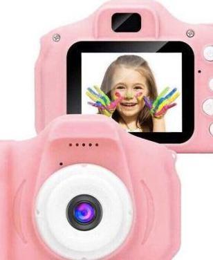 Mini cámara digital niños nueva