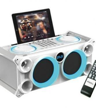 Sistema de audio ibiza