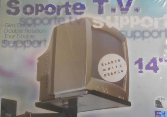 Soporte de television para televisor de 14 pulgad