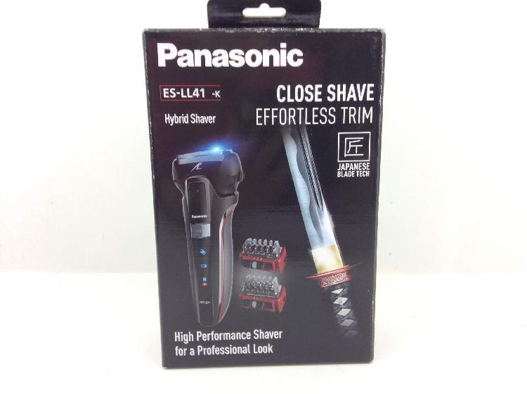 16 % afeitadora electrica panasonic es-ll41