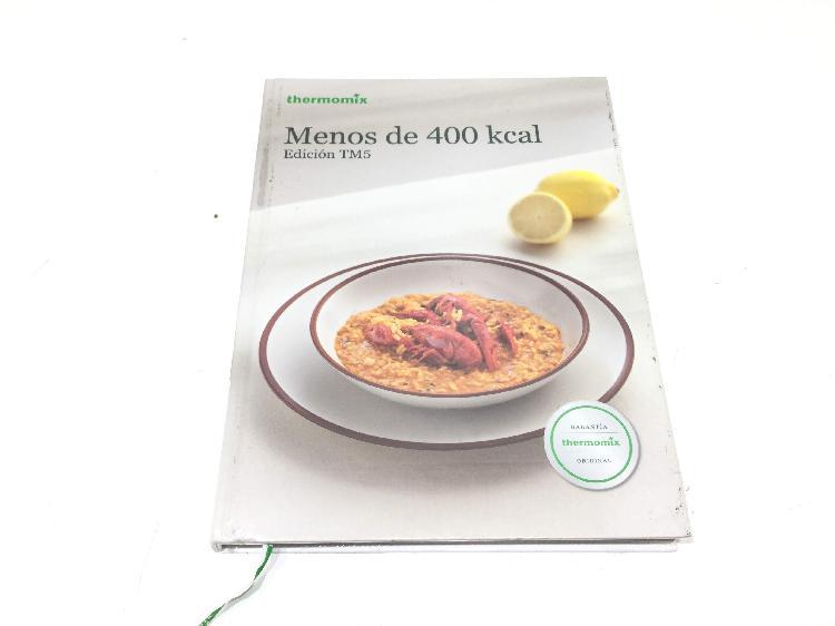 24 % libro cocina thermomix tm5 menos de 400 kcal