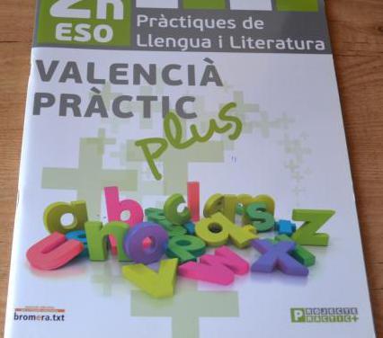 2neso pràctiques de llengua i literatura