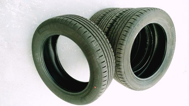 4 neumáticos continental