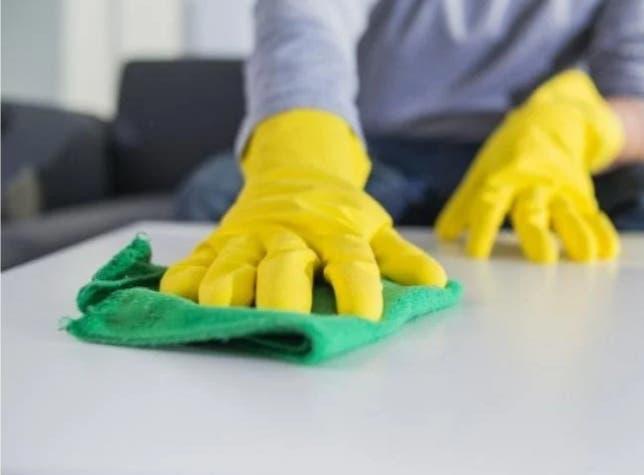 6€ la hora de limpieza domestica aproveche