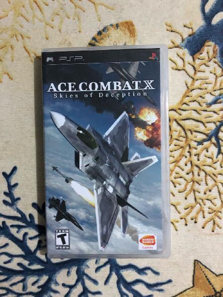 Ace combat x psp