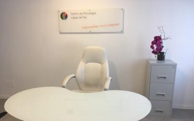 Alquiler despacho centro sanitario