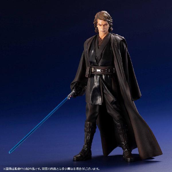 Anakin skywalker estatua 1/10 star wars kotobukiya
