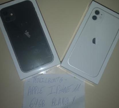 Apple iphone 11 64gb _precintado_ factura garantia