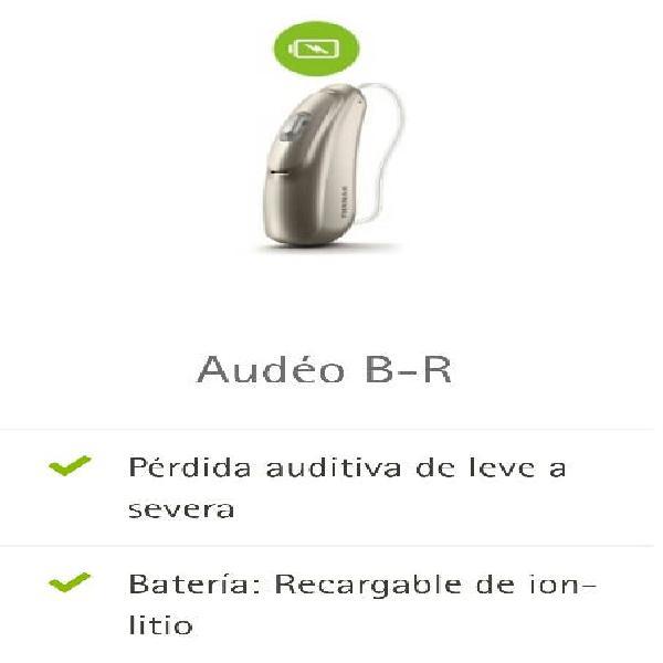 Audífonos phonak audeo b-r