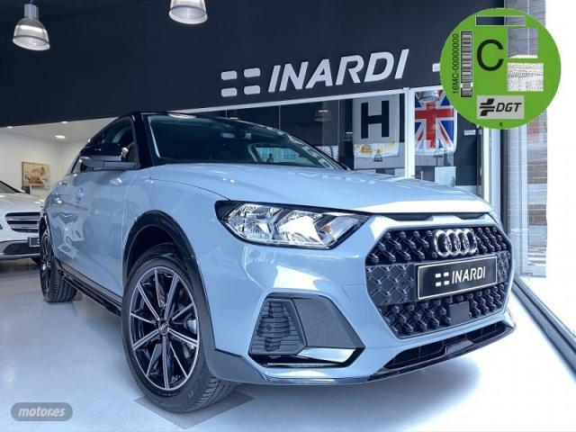 Audi a1 citycarver audi a1 citycarver 25 tfsi black line
