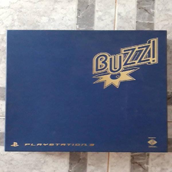 Buzz con mandos inalámbricos para play 3