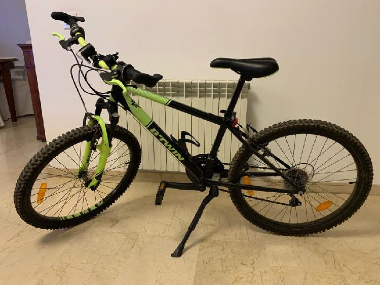 Bicicleta niño btwin 500 (24 pulgadas)