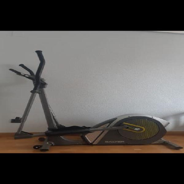 Bicicleta elíptica salter str magnetica