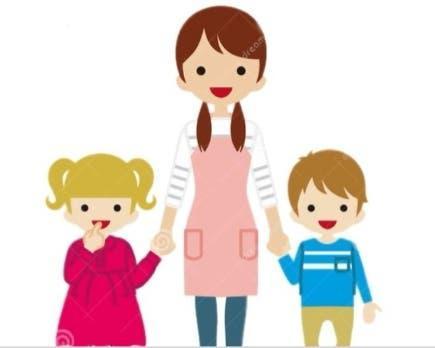 Busco trabajo de cuidar niños o limpiadora