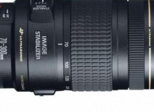 Canon ef 70-300 mm f4-5.6 is usm (canon)