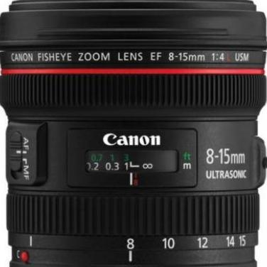 Canon ef 8-15 mm f4 l usm fisheye