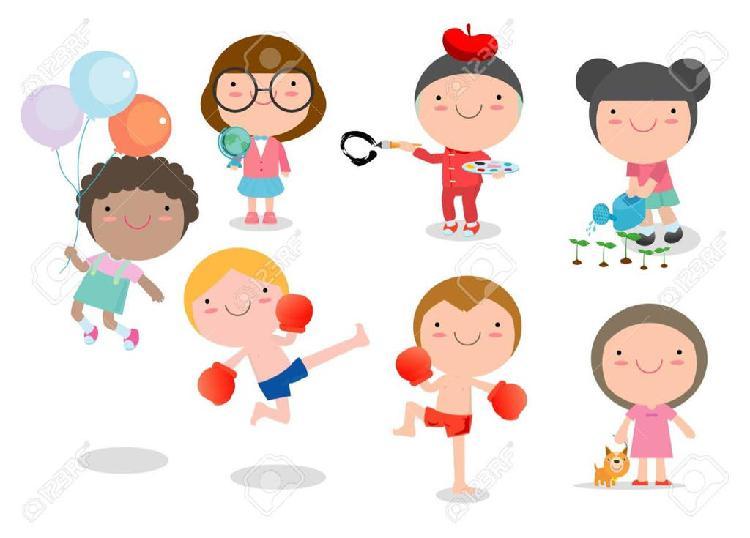 Clases particulares a niños