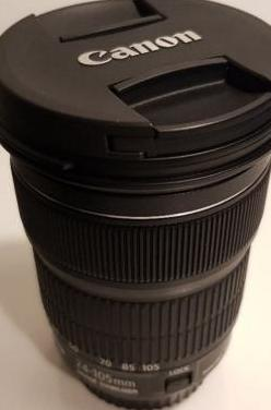 Canon ef 24-105mm f.3.5-5.6 is stm