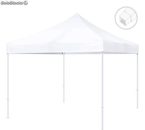 Carpa 3x3 eco - blanco