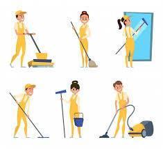 Chica para limpieza y tareas domésticas