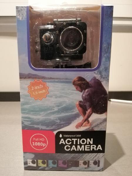 Cámara deportiva - action camera