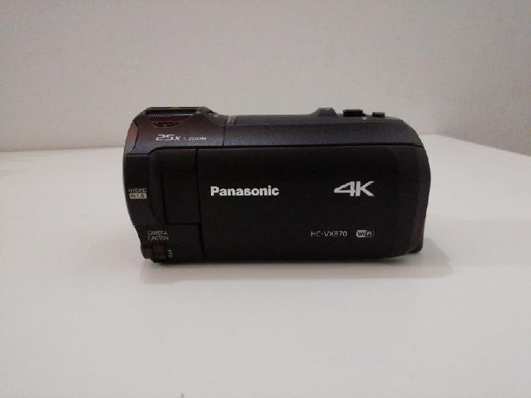 Cámara de vídeo fotos 4k
