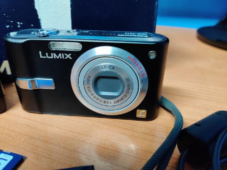 Cámara fotos panasonic lumix fx12