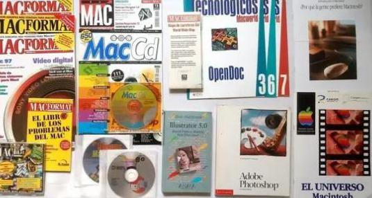 Colección mac